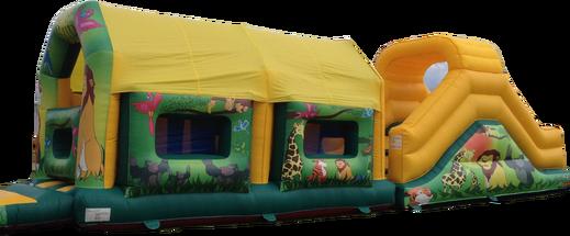 location structure et ch teau gonflable sumo toboggan parcours obstacles jeux en bois pour. Black Bedroom Furniture Sets. Home Design Ideas